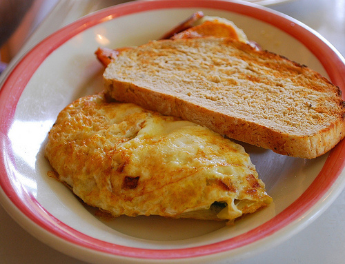 Crab Salad Omelet Recipes — Dishmaps